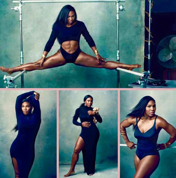 Serena Williams Workout