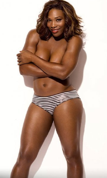 Serena Williams Naked