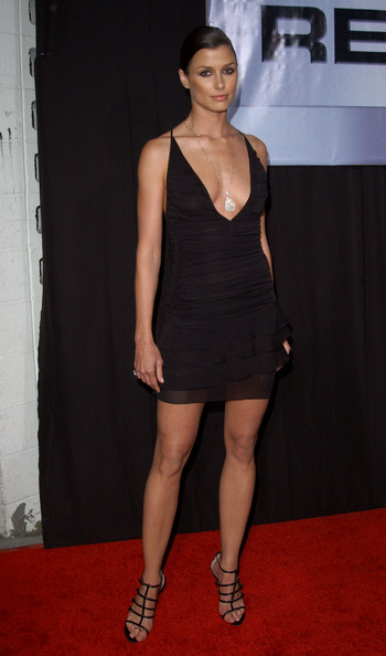 Bridget Moynahan Height and Weight Stats - PK Baseline- How