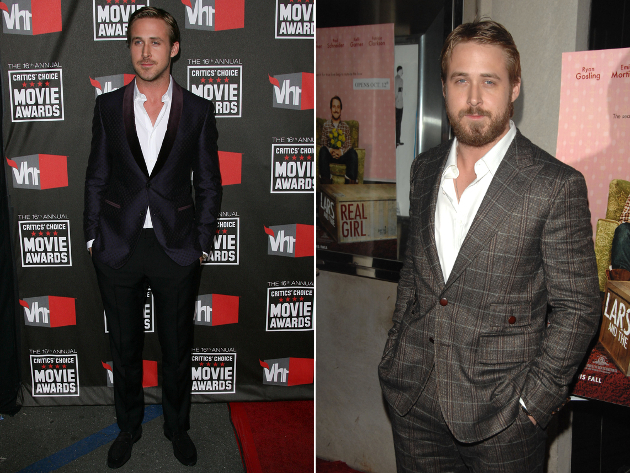 Ryan Gosling Weight Gain