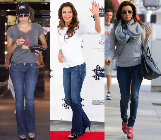 Eva Longoria Workout