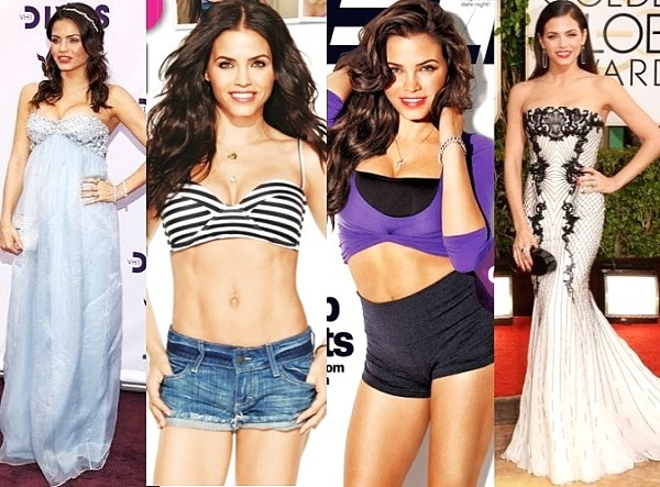 Jenna Dewan Tatum's 33-pound weight loss