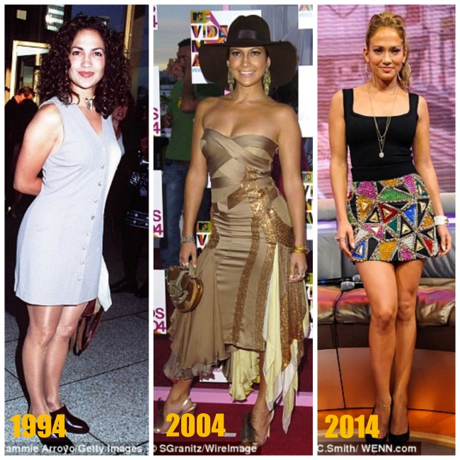 Jennifer Lopez drops 10lbs
