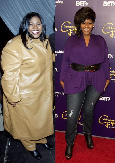 Kelly Price weight-loss