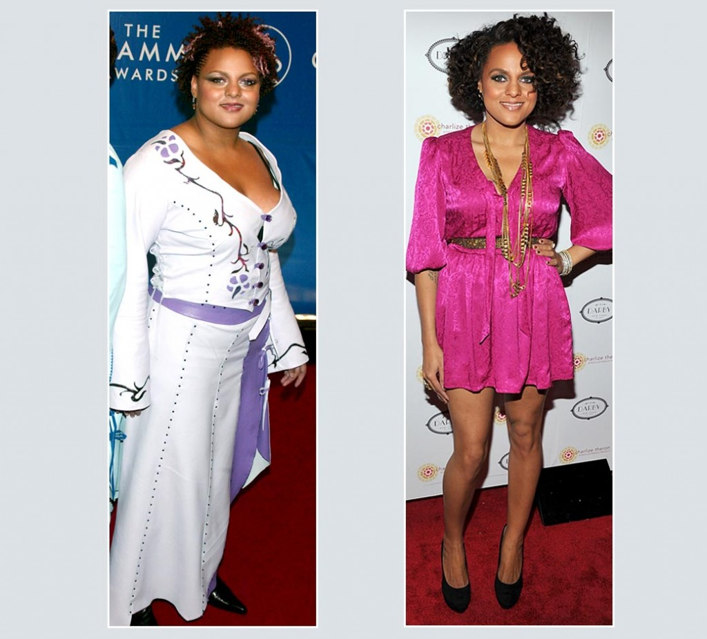 Marsha Ambrosius weight loss