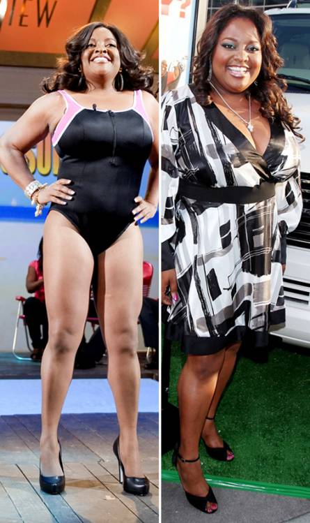sherri shepherd and kenya moore