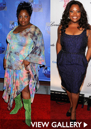 Sherri Shepherd's Trainer Shares Weight Loss Tips