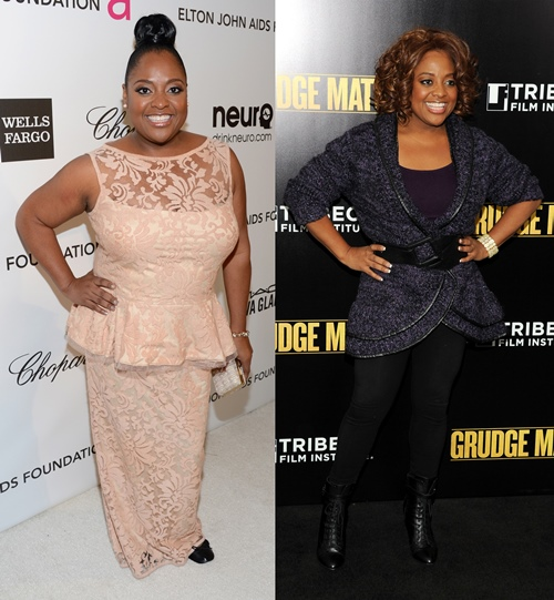 Sherri Shepherd Weight Loss