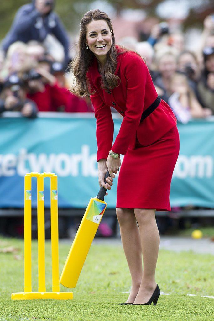 Kate Middleton Stays Slim Forever