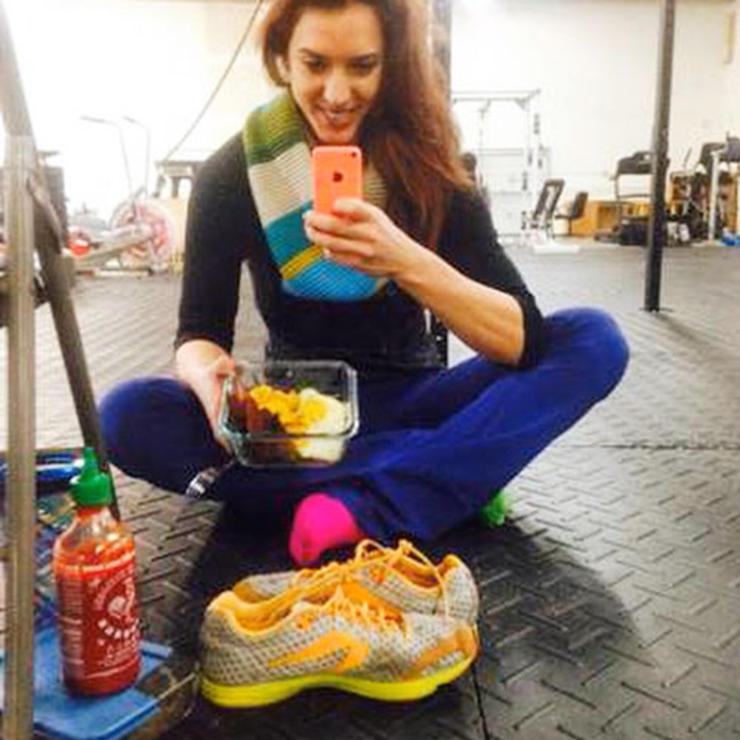 Emily Schromm Diet
