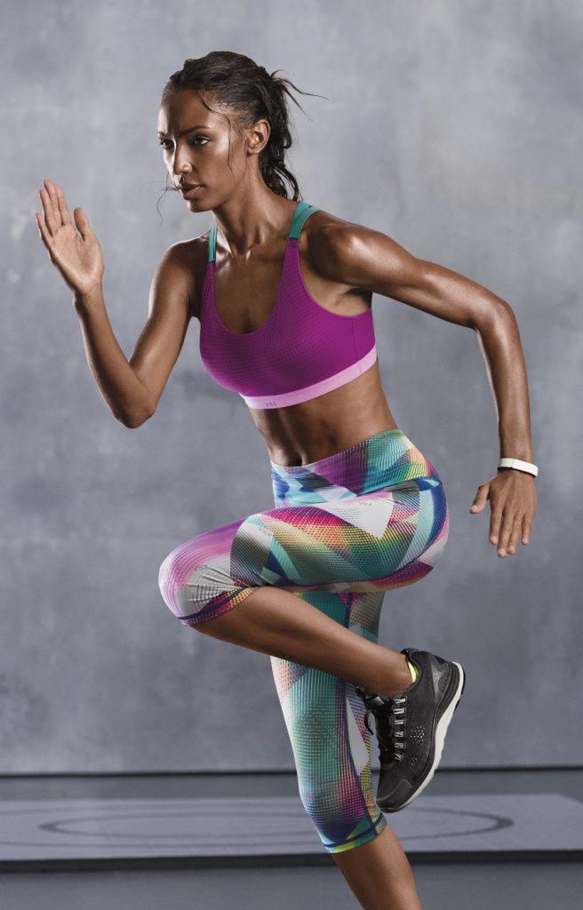 Jasmine Tookes workout