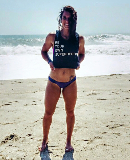 Emily Schromm Great Muscles