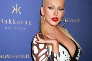 Christina Aguilera talks about her massive weight loss success