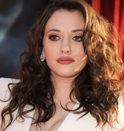 Kat Dennings talks about her weight loss.