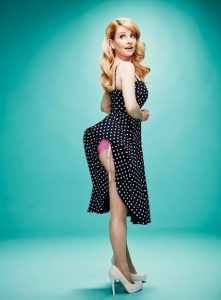Melissa Rauch keeps fit and looking good!