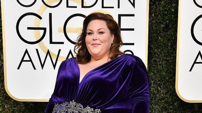 Chrissy Metz is looking good after using Garcinia to lose weight.